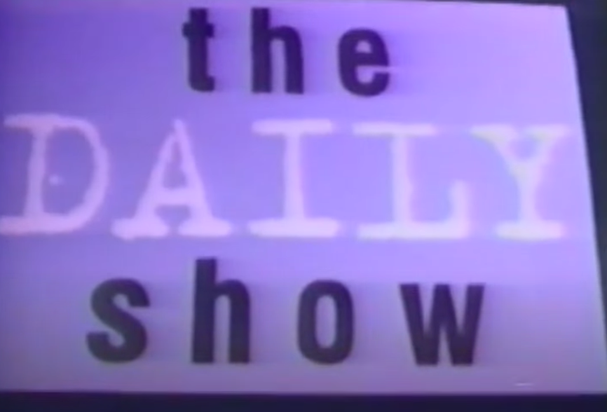Logo for The Daily Show