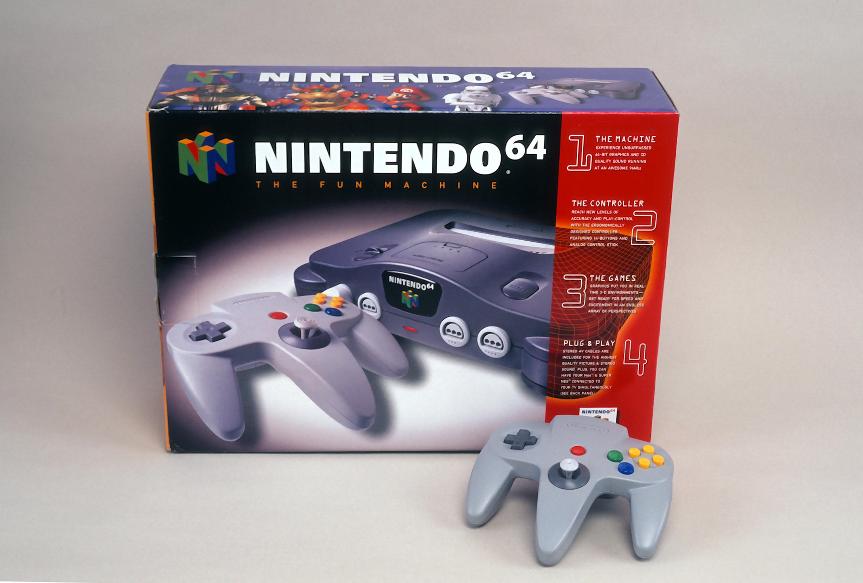 N64 product shot