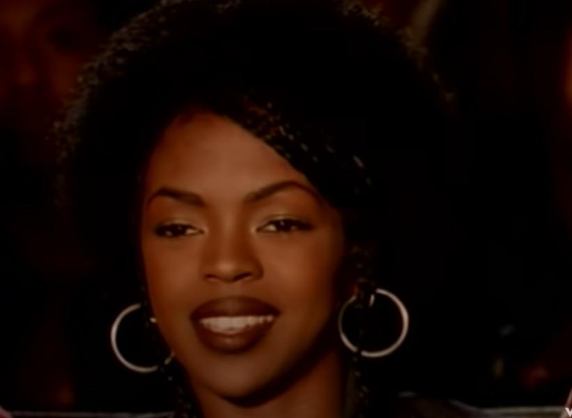 Screenshot of Lauryn Hil