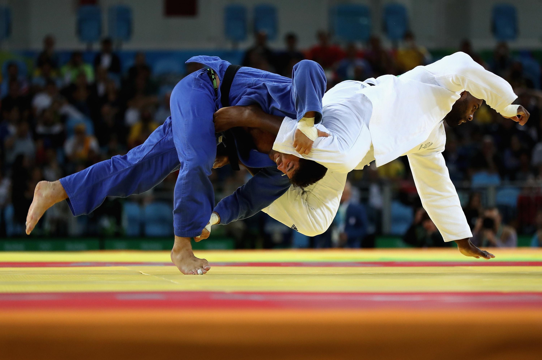 Judo takedown