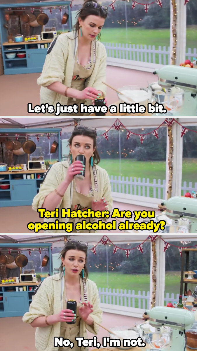 Aisling drinks and then lies about drinking