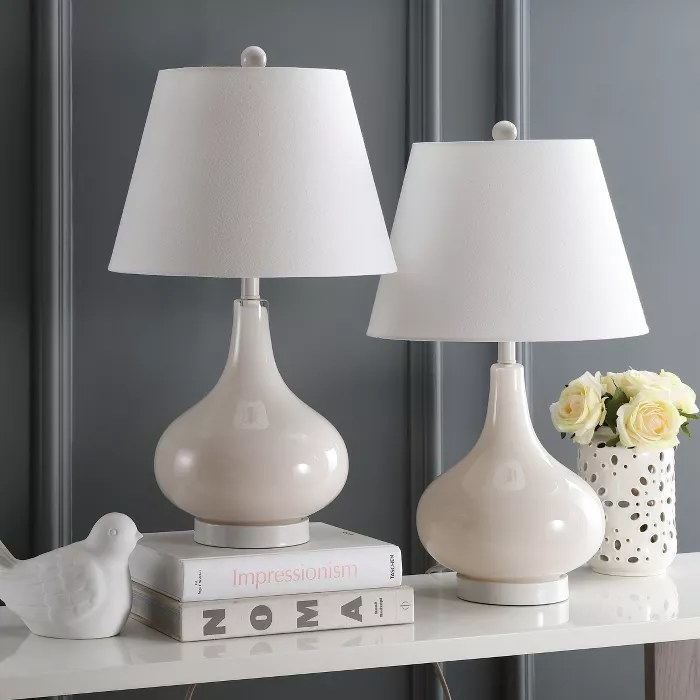 The pearl table lamps