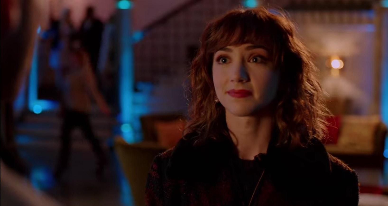 Emily Rudd as Heidi in Dynasty