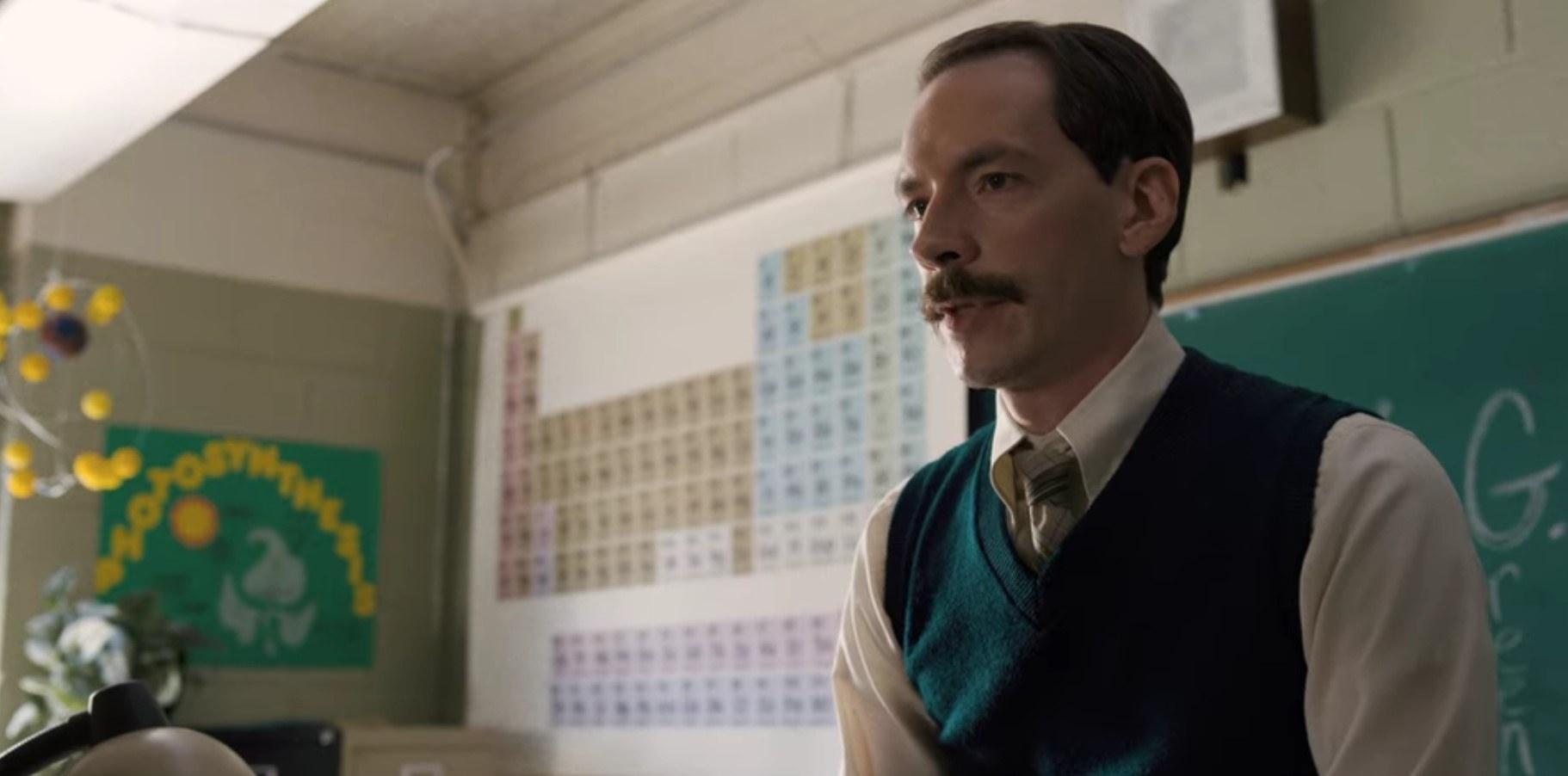 Randy Havens as Mr. Clarke