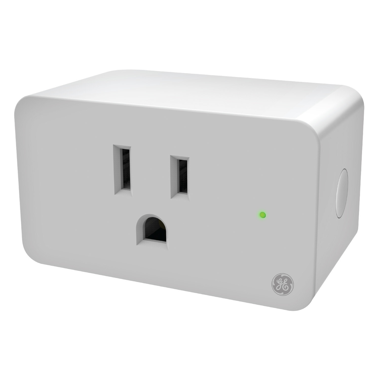 TheWi-Fi enabled smart plug