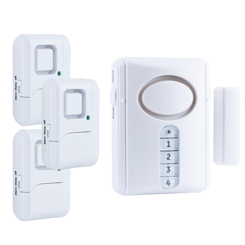 Thewireless window and door security alarm kit