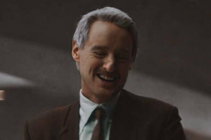 Owen Wilson as Mobius