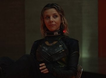 Sophia Di Martino as Sylvie