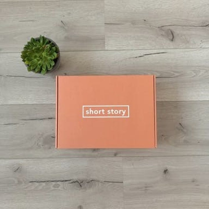 The orange Short Story Box