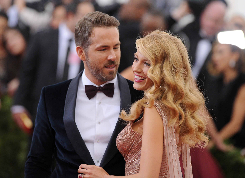 Lively wedding gosling blake ryan 40 Celebrities