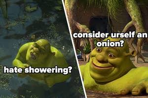hate showering? consider urself an onion?
