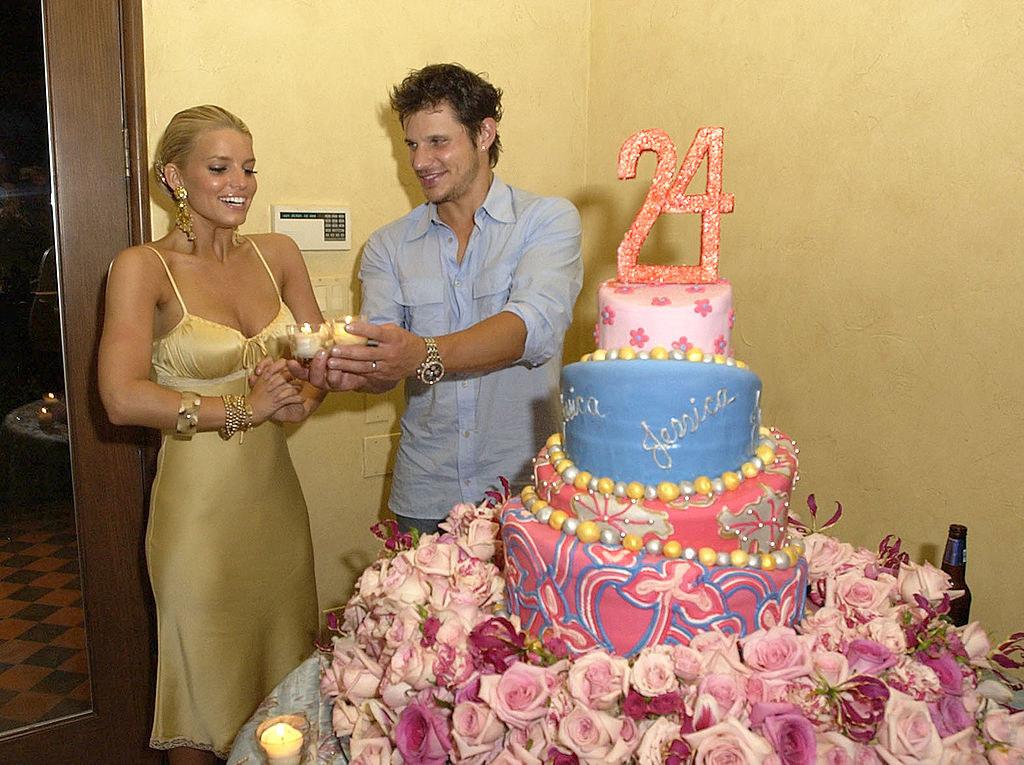 celebrating her 24th bday