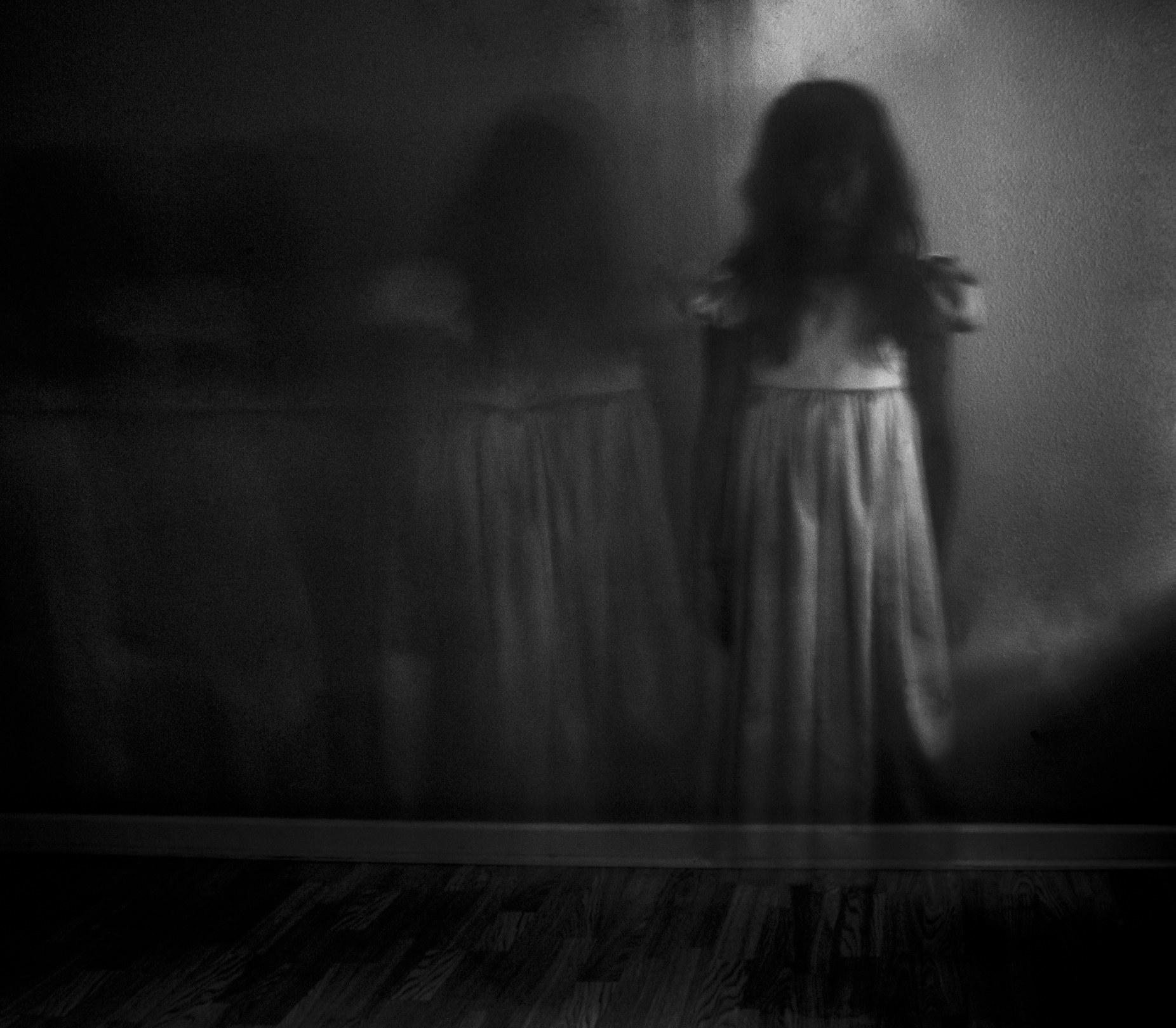 Ghost little girl