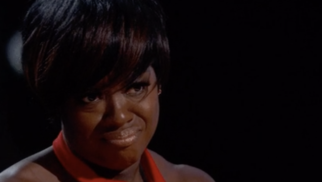 """Viola Davis accepting the Best Actress Emmy for """"How to Get Away with Murder"""""""