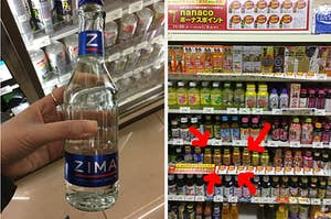 a zima and hangover remedies