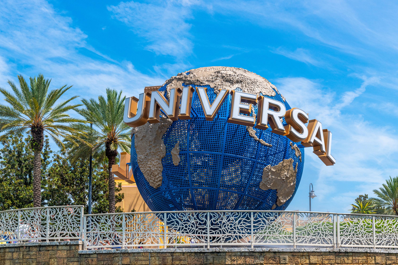 universal studios giant sculpture