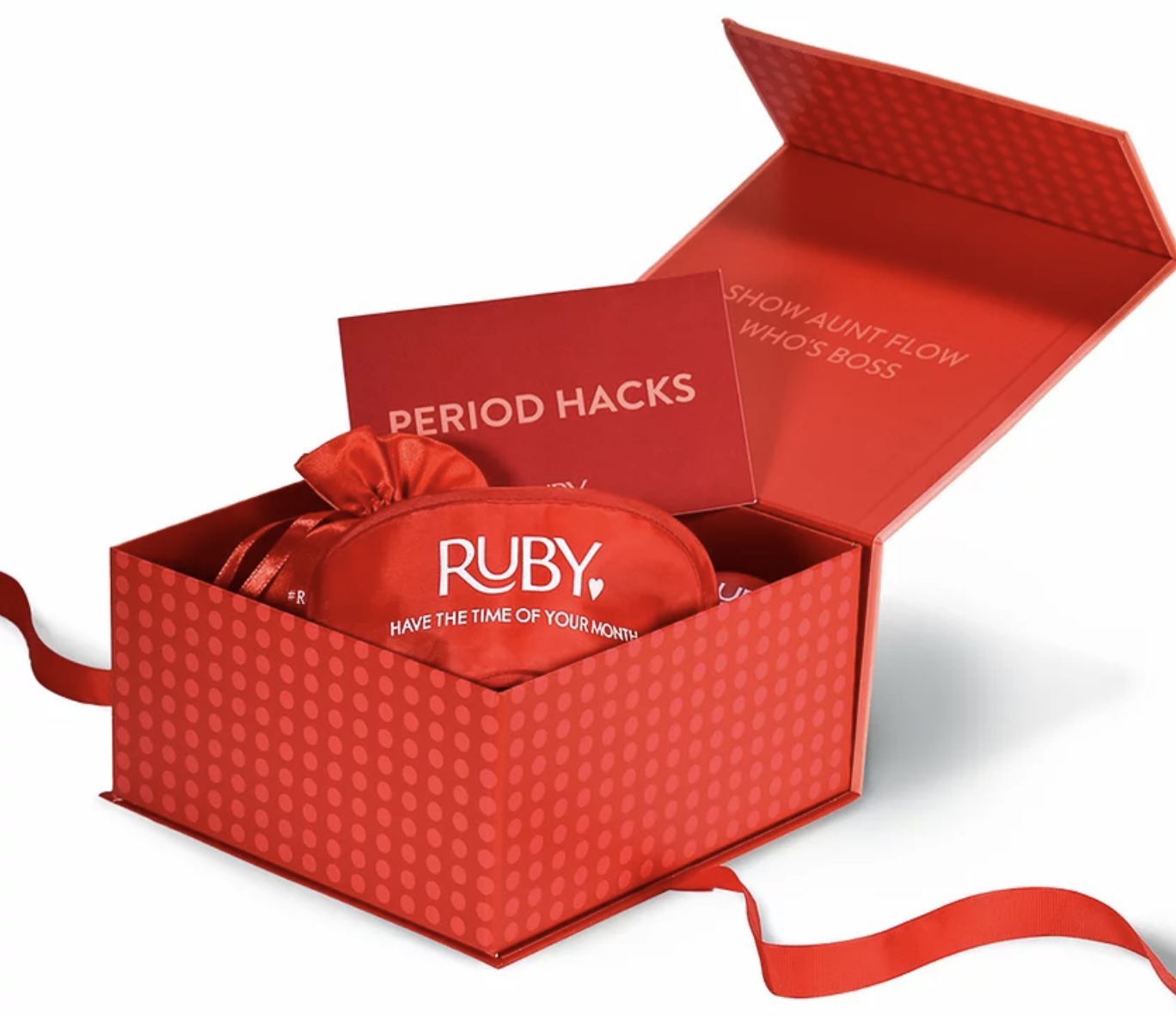 The Ruby Love box