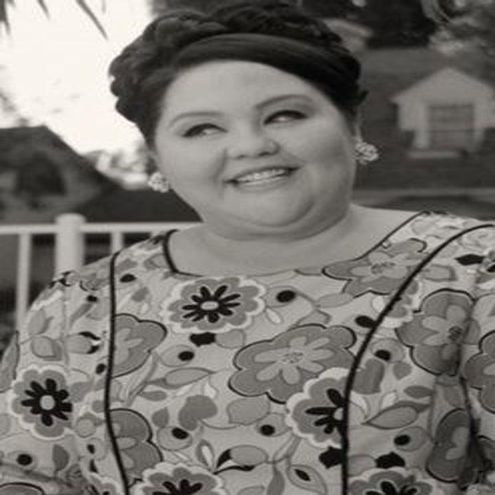 Jolene Purdy as a 50's housewife in WandaVision
