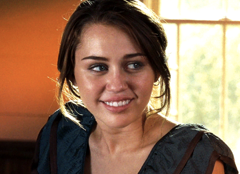 """Miley Cyrus in """"The Last Song"""""""
