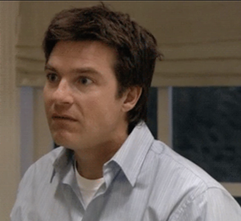 shocked michael bluth