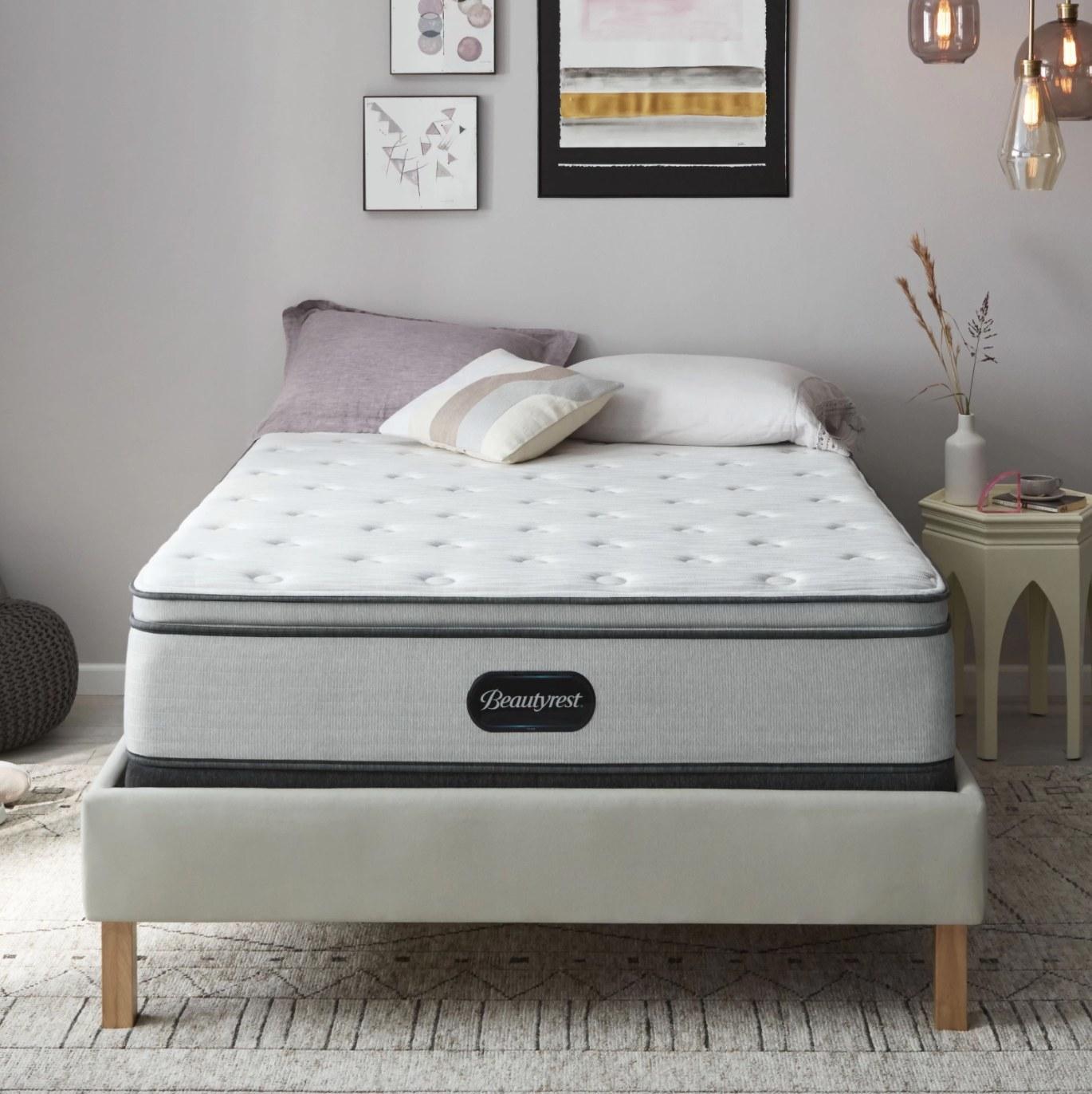 the pillow top hybrid mattress