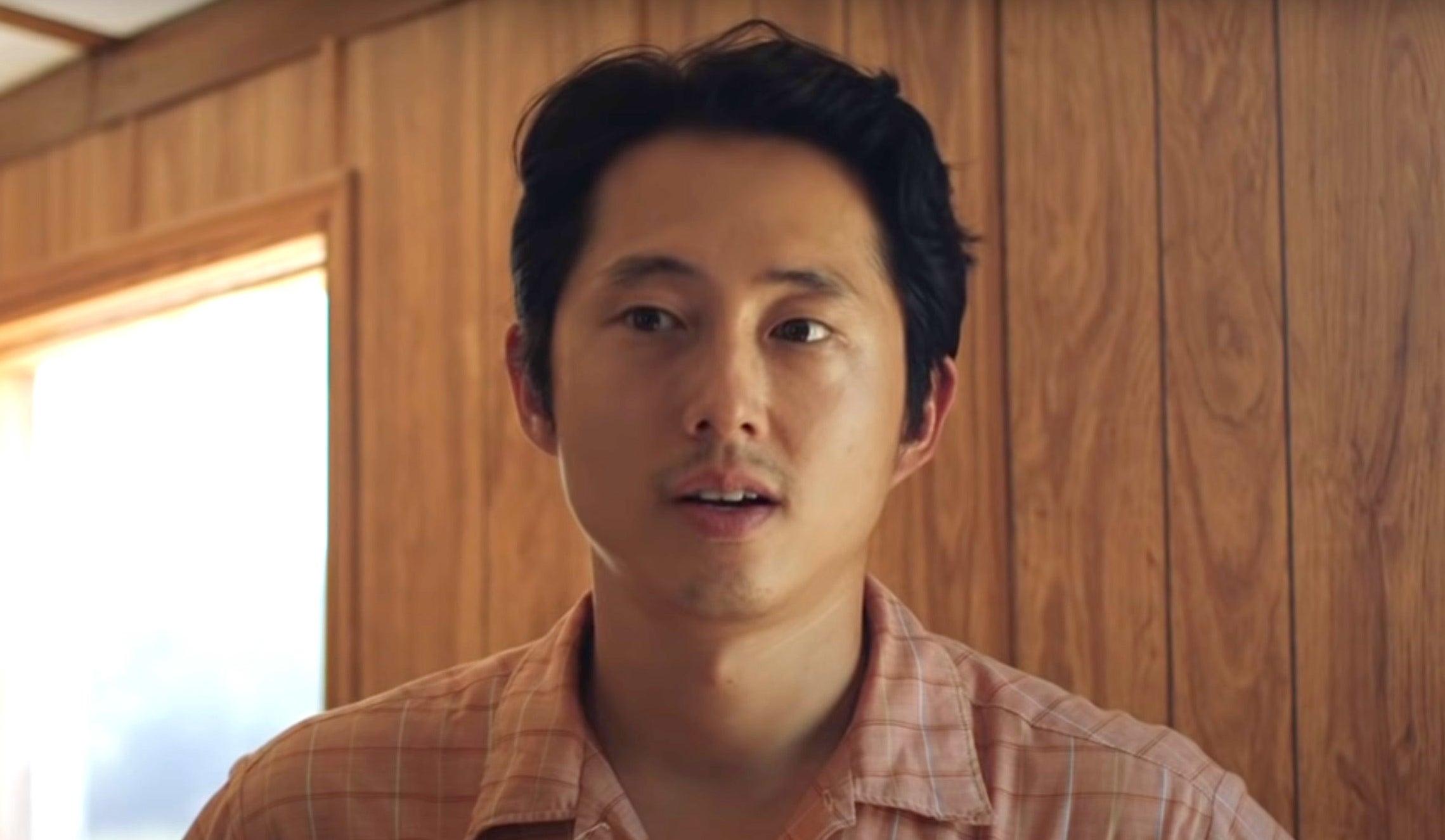 Steven Yeun in Minari