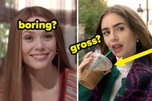 boring? gross