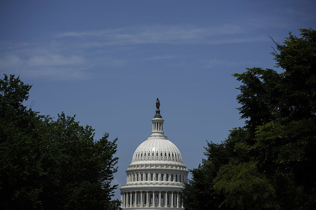 Another Vaccinated Staffer On The Hill Tested Positive For COVID-19, As Fear Is Spreading In Washington