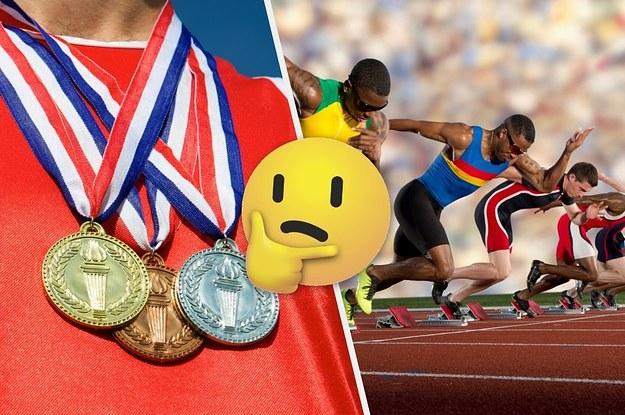 149 Countries Have Won Medals At The Olympics, How Many Can You Name?