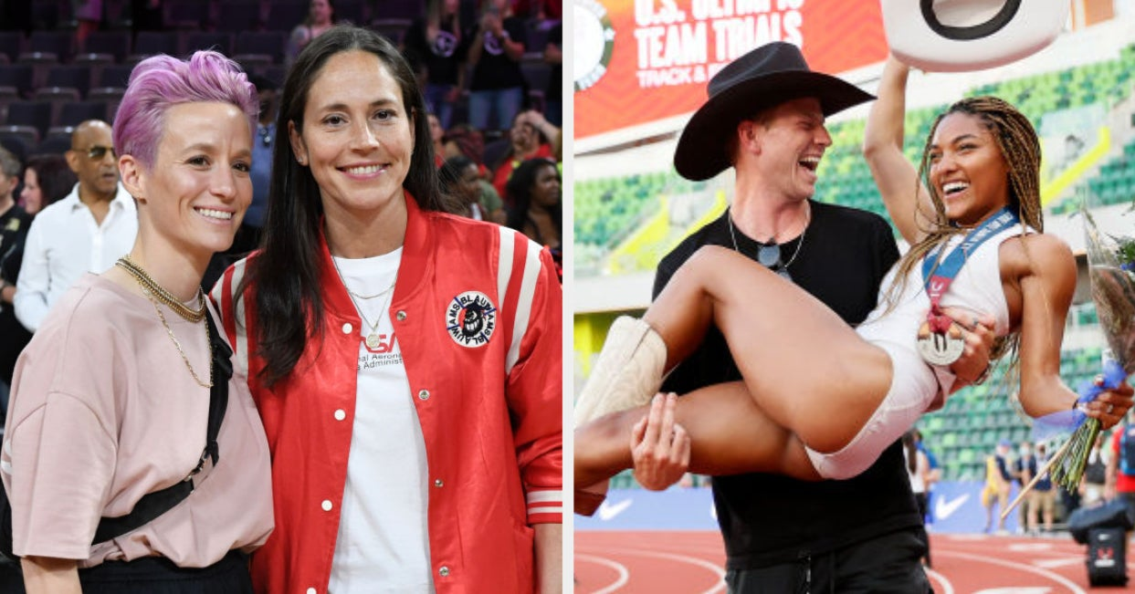 14 Olympic Couples Competing Together In Tokyo