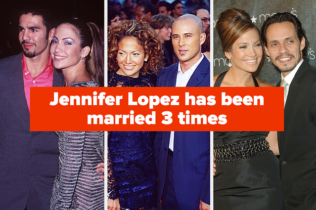 24 Celebrities Who've Been Married Three Times Or More