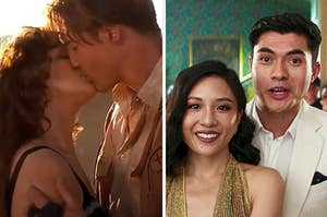 """Rachel Weisz and Brendan Fraser in """"The Mummy;"""" Constance Wu and Henry Golding in """"Crazy Rich Asians"""""""