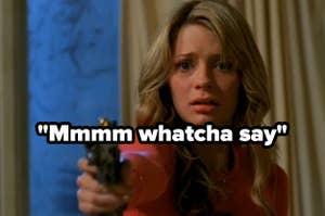 Marissa shoots Trey on The O.C. and