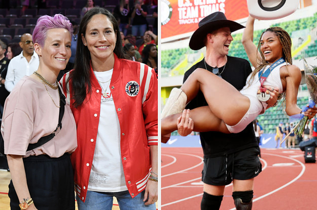 14 Olympic Couples You Might Not Know Are Competing Together In Tokyo