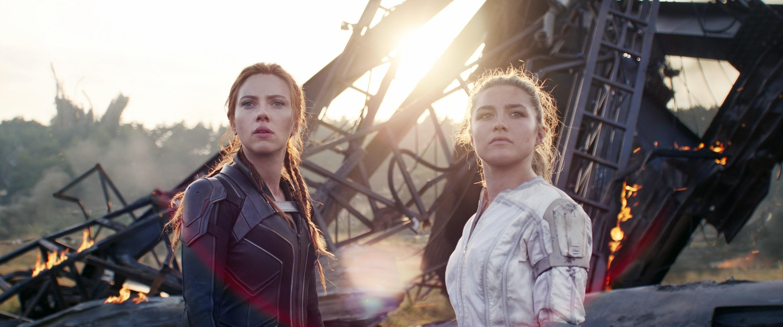 Black Widow and Yelena