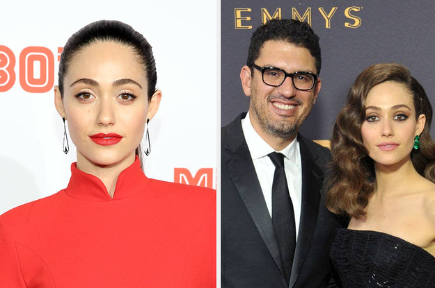 Emmy Rossum Shared The First Photo Of Her Daughter Along With A Message To Get Vaccinated