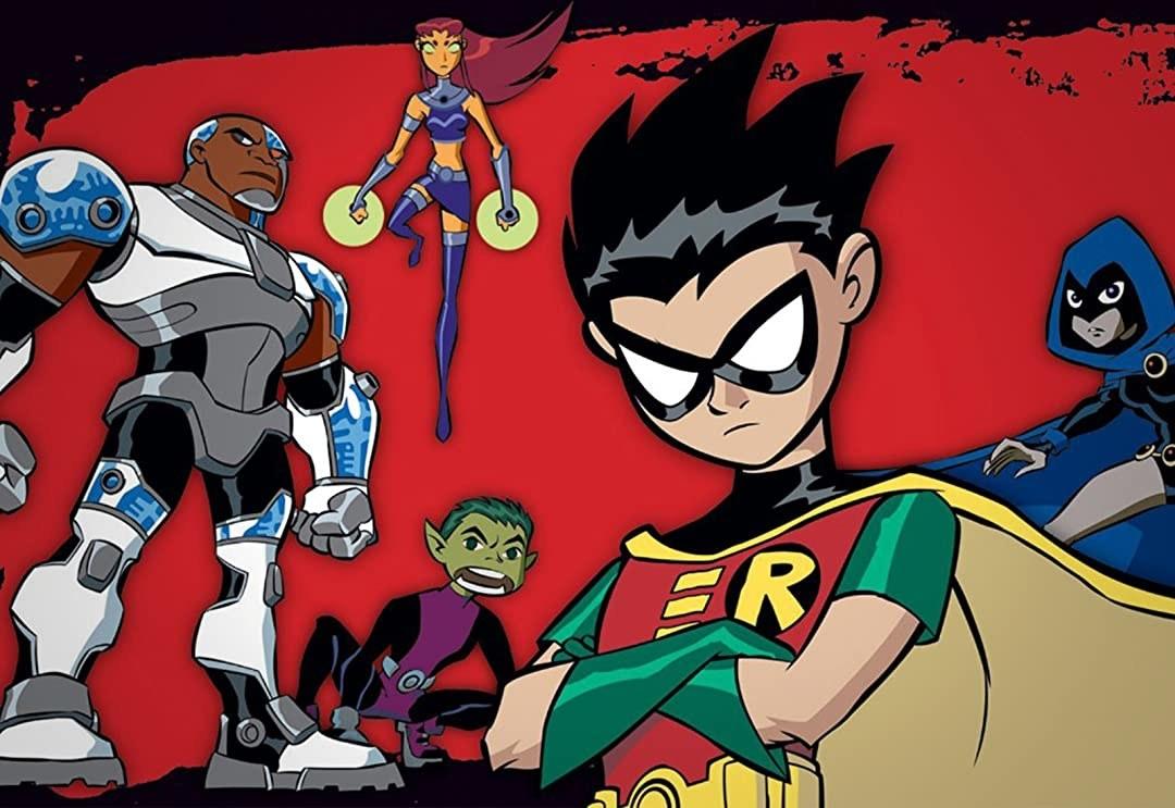 Teen Titans Team