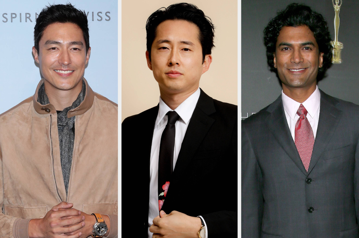 Asians most attractive Asians Dominate
