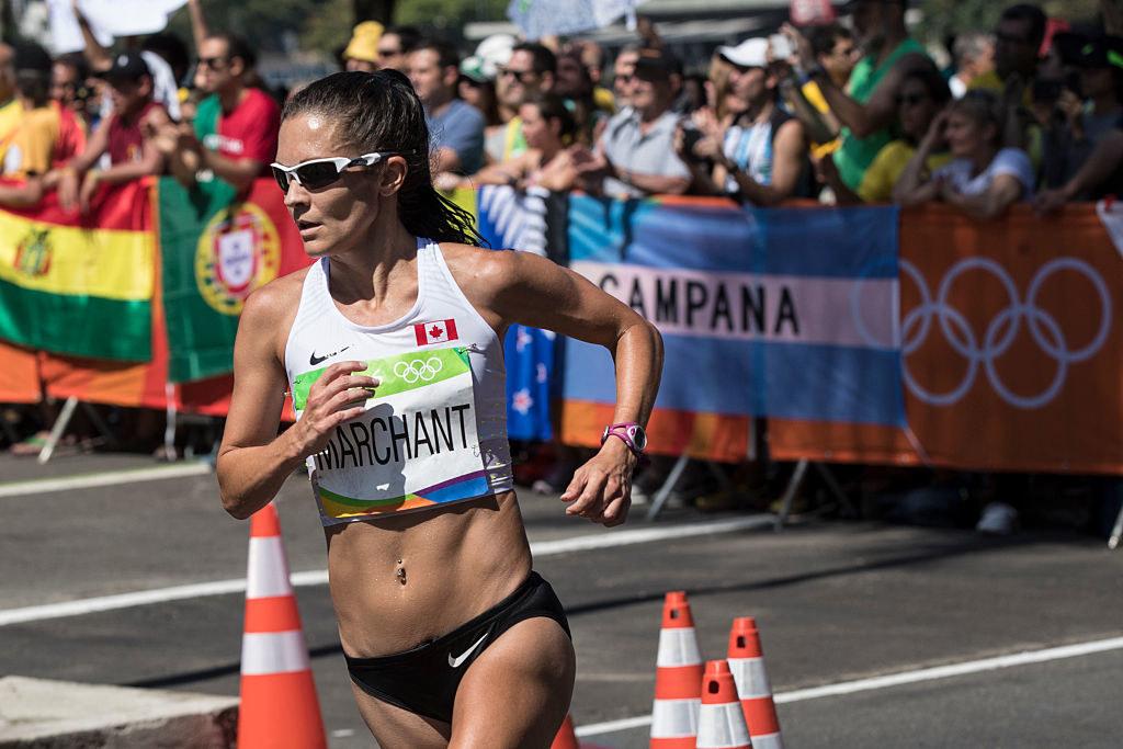Lanni runs in Rio