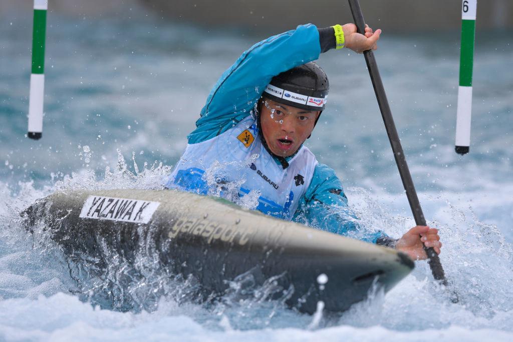 Kazuki rows to success