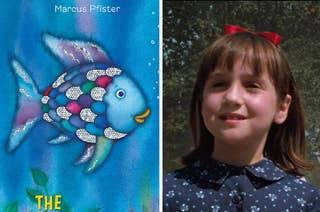 rainbow fish and matilda