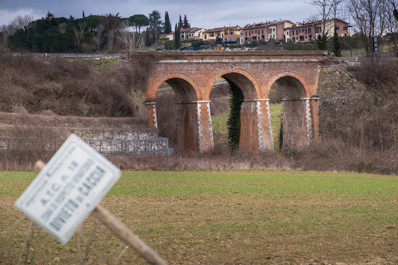 Along theVia Francigena Path
