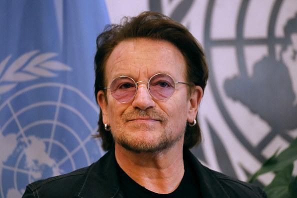 U2 singer