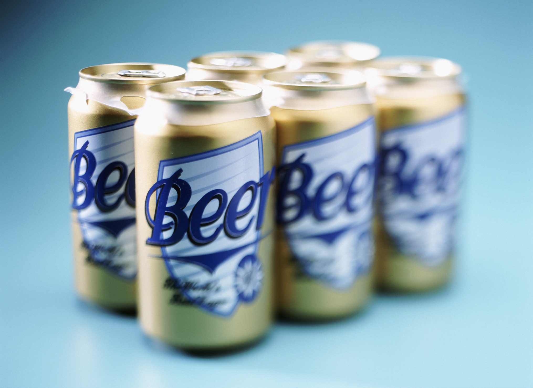 Generic beer stock photo