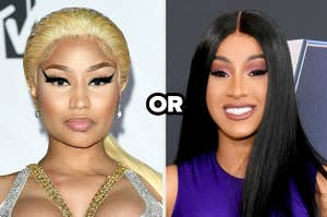 Nicki Minaj or Cardi B