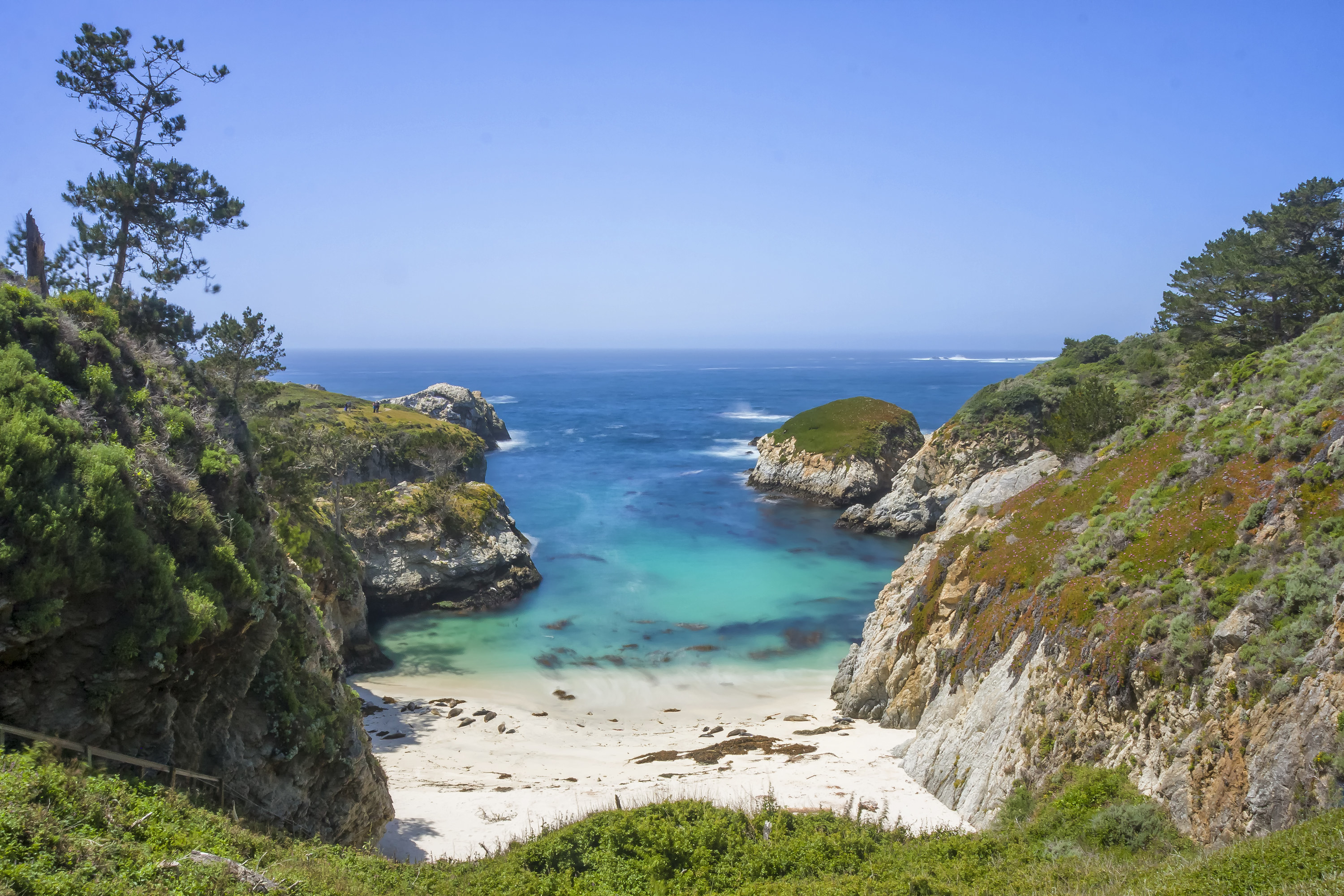 China Cove in Carmel-by-the-Sea