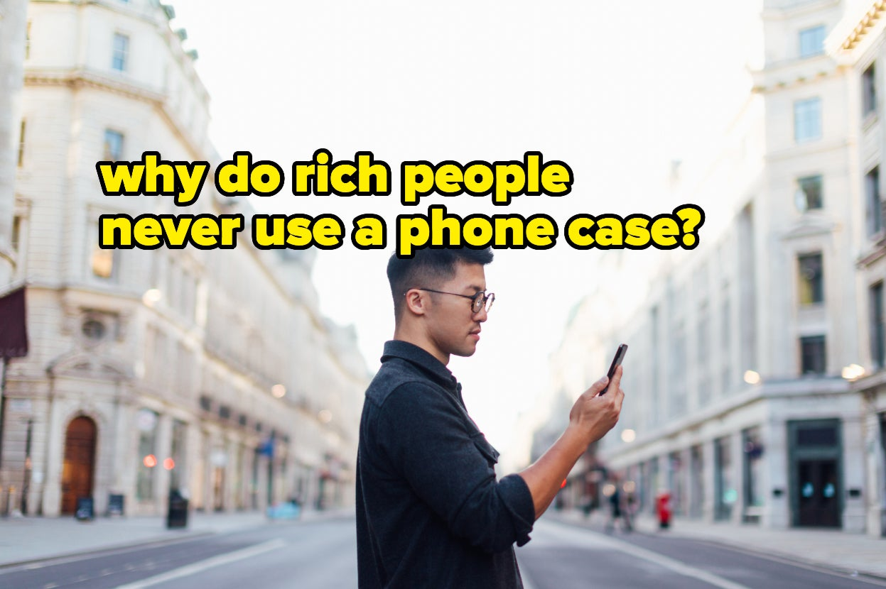 18 Shady Yet Accurate Questions People Have For Rich People