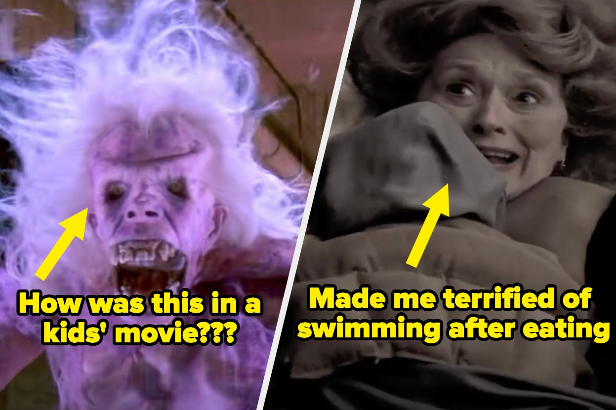 23 Things That Personally Scarred Me For Life As A Kid