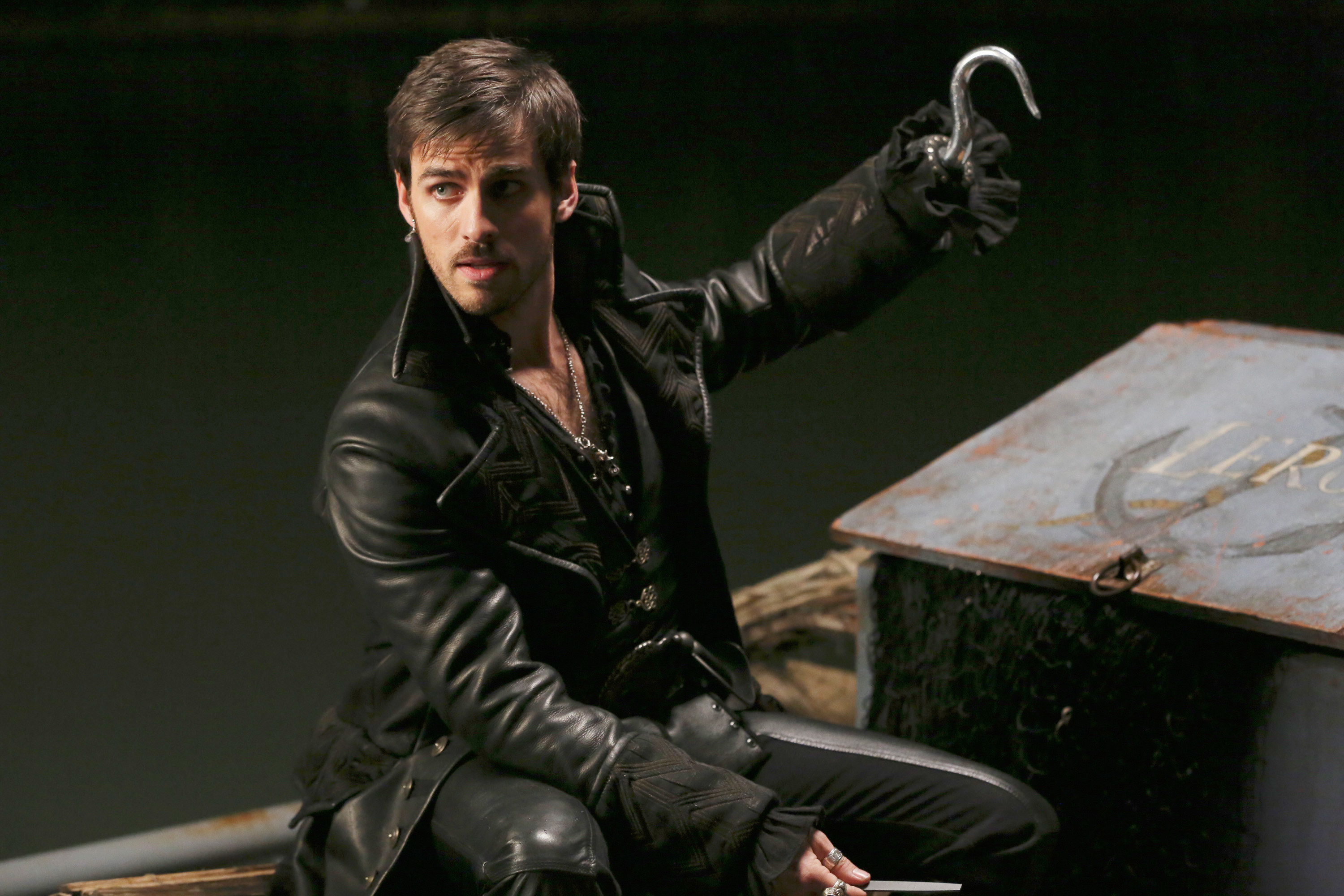 """Captain Hook on """"Once Upon a Time"""""""