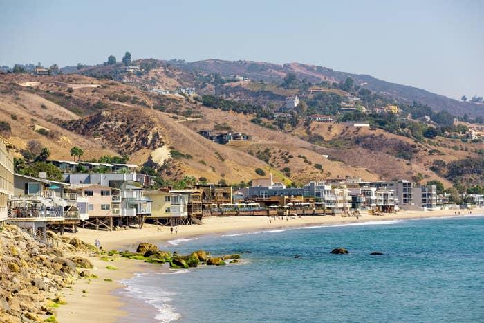 Beaches in Malibu